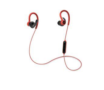 JBL Reflect Contour Wireless Bluetooth In-ear Headphones - Red