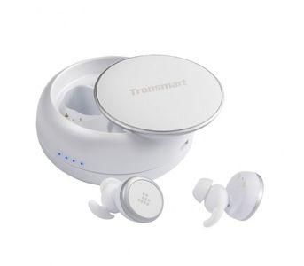 Tronsmart Encore Spunky Buds True Wireless Bluetooth Headphones - White