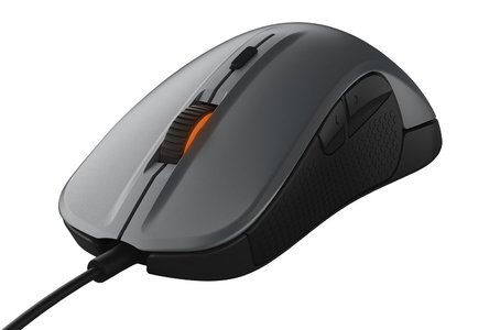 SteelSeries Rival 300 Optical Gaming Mouse (Gunmetal Grey)