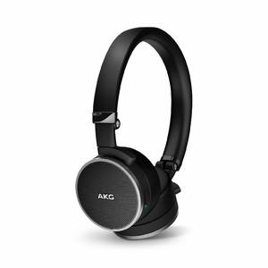 AKG N60 NC Noise Canceling Headphone  Black