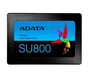 "Adata SU800 3D-NAND 2.5\"" SATA III Solid State Drive - 512GB"