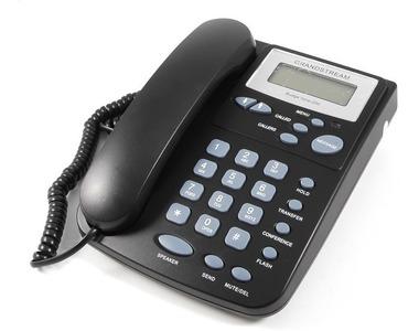 Grandstream BT100 1-Line SIP VoIP IP Telephone Landline Handset