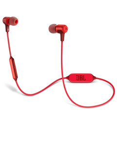 JBL E25BT Wireless Bluetooth In-ear Headphones  Red