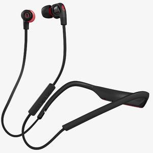 Skullcandy Smokin Buds 2 Wireless Earphones  Black/Red
