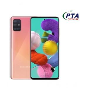Samsung Galaxy A51 (6GB  128GB)  Pink
