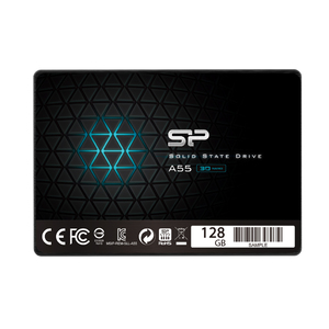 Silicon Power Ace A55 Shock And Vibration Proof SSD  128GB