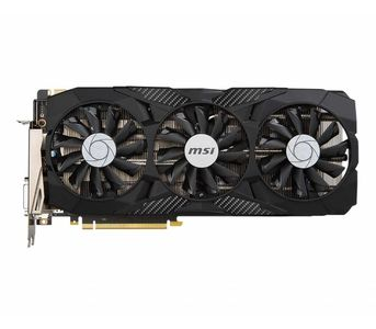 MSI GeForce GTX 1070TI DUKE 8G 8GB GDDR5 Graphics Card