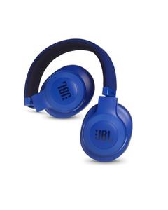 JBL E55BT Wireless Bluetooth On-ear Headphones  Blue