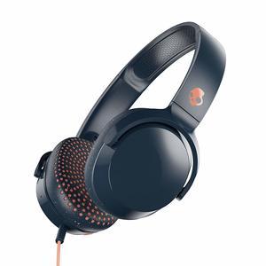 Skullcandy Riff On-Ear Headphones with Mic  Blue/Speckle/Sunset