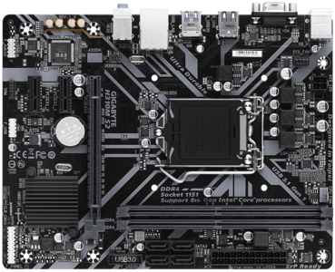 Gigabyte H310M S2 Intel H310 Ultra Durable Motherboard
