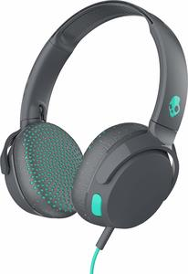 Skullcandy Riff On-Ear Headphones with Mic  Grey/Speckle/Miami