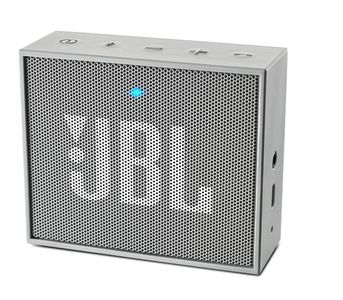 JBL GO Portable Wireless Bluetooth Speaker (Gray)
