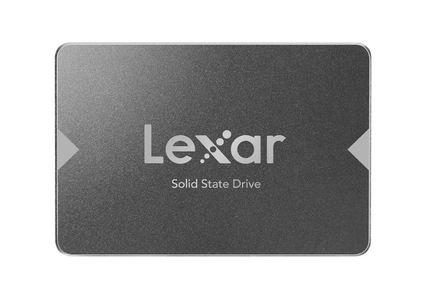Lexar NS100 2.5 SATA III (6GB/s) SSD  128GB