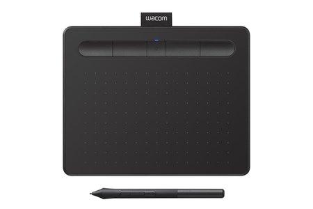 Wacom Intuos Small CTL4100WL/K0-CX Bluetooth Pen Tablet  Black