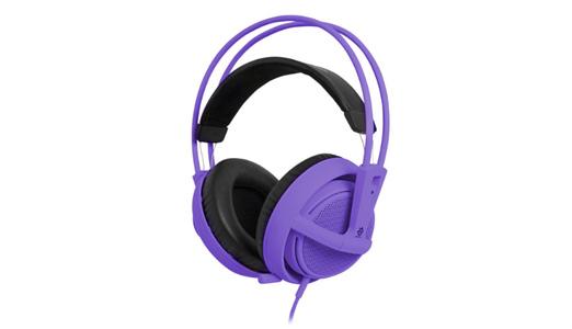 SteelSeries Siberia V2 Full Sized Headset (Purple)