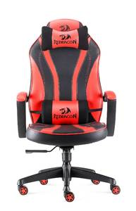 Redragon METIS C101 Gaming Chair  Back/Red