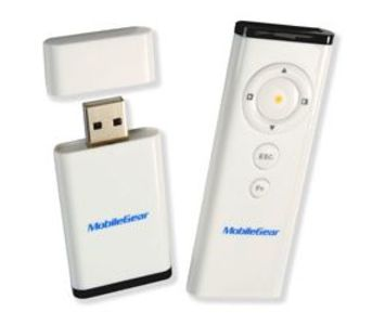 MG RF Wireless Presenter with Mouse Function