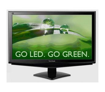 ViewSonic 19\'\' VA1921a LED Display