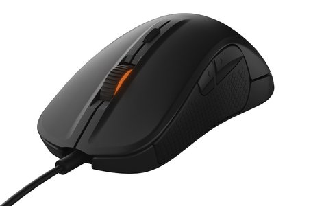 SteelSeries Rival 300 Optical Gaming Mouse (Black)
