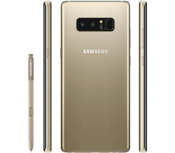 Samsung Galaxy Note 8 (4G - 64GB Dual Sim) - Maple Gold