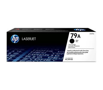 HP 79A Black LaserJet Toner Cartridge