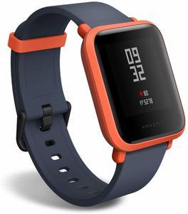 Xiaomi Amazfit Bip Smartwatch  Cinnabar Red