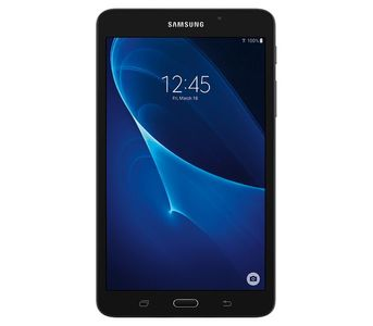 """Samsung Galaxy Tab A 7.0\"""" 8GB (Wi-Fi/4G) - Black"""