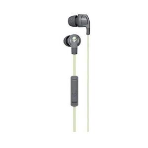 Skullcandy Smokin Buds 2 In-Ear Headphones with Mic  Gray/Mint