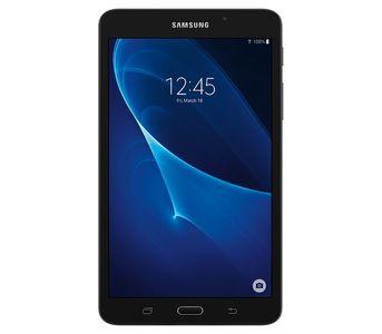 """Samsung Galaxy Tab A 7.0\"""" 8GB (Wi-Fi) - Black"""