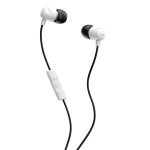 Skullcandy JIB In-Ear Ear Buds with Mic  White/Black