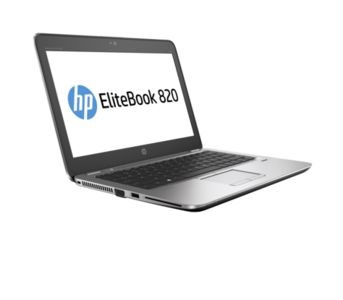 HP Elitebook 820 G4 (i7-7500U, 8GB, 1TB, dos)