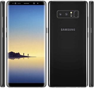 Samsung Galaxy Note 8 (4G - 64GB Dual Sim) - Midnight Black