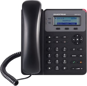 Grandstream GXP1610 Small Business IP phone with Single SIP Account
