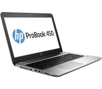 HP ProBook 450 G4 Core i5-7200U 7th Gen 8GB 1TB 2GB NVIDIA 930MX DOS - Silver