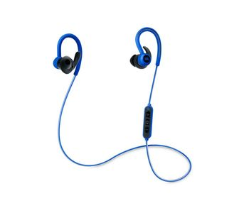 JBL Reflect Contour Wireless Bluetooth In-ear Headphones - Blue