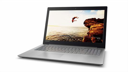Lenovo Ideapad 320 Ci3-8130U 4GB DDR4 1TB 15.6HD LED DOS  Platinum Grey