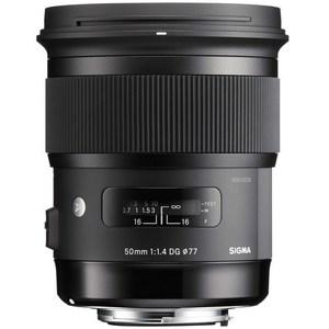 Sigma 50mm f/1.4 DG HSM Art Lens