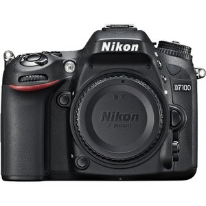 Nikon D7100 DSLR Camera Body (Camtronix Warranty)