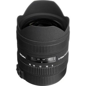 Sigma 8-16mm f/4.5-5.6 DC HSM Ultra-Wide Zoom Lens