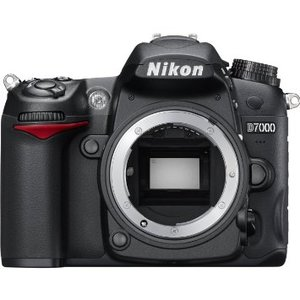 Nikon D7000 DSLR Camera (Body Only)