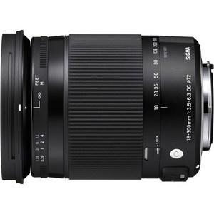 Sigma 18-300mm f/3.5-6.3 DC Macro OS HSM Lens
