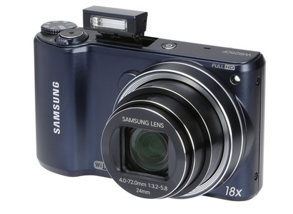 Samsung WB250 WiFi Smart Digital Camera