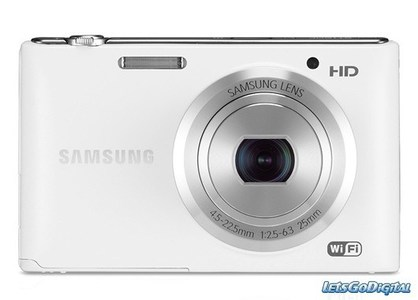 SAMSUNG ST150F 16.2MP Digital Camera