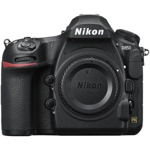Nikon D850 DSLR Camera Body (Camtronix Warranty)