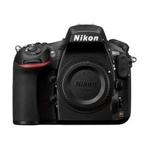 Nikon D810 DSLR Camera Body (Camtronix Warranty)