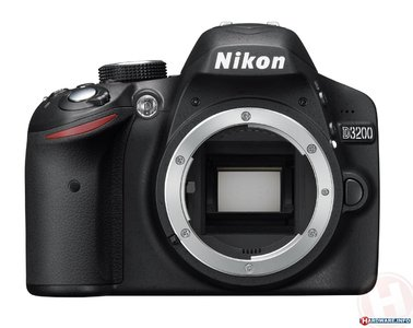 Nikon D3200 DSLR Camera Body (Camtronix Warranty)