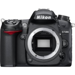 Nikon D7000 DSLR Camera Body (Camtronix Warranty)