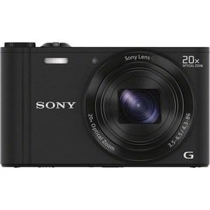 Sony Cyber-shot DSC-WX300 Digital Camera (Black)