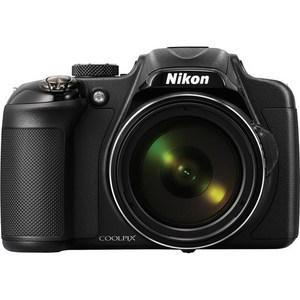 Nikon COOLPIX P600 Digital Camera (Black)