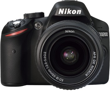 Nikon D5200 DSLR Camera With 18-55mm VR II Lens